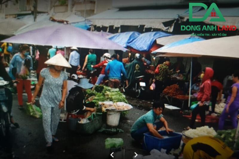 Chợ Ga Đông Anh