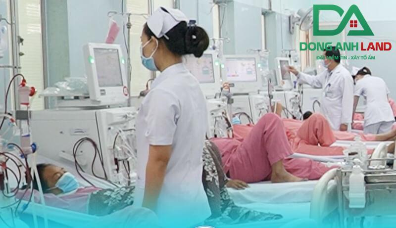 Đội ngũ bác sĩ đầy đủ chuyên môn, tận tình với bệnh nhân