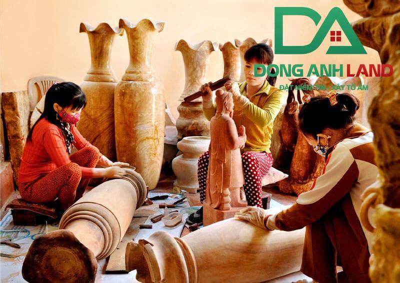 Làng nghề truyền thống Vân Hà, huyện Đông Anh