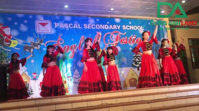 Một sự kiện của học sinh trường Pascal Đông Anh