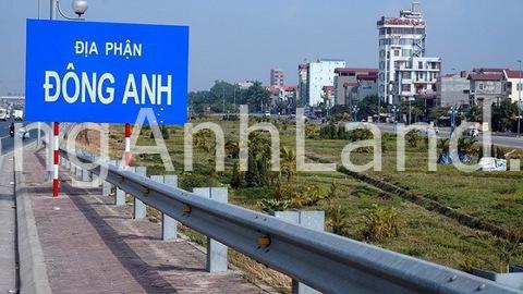 Huyện Đông Anh trực thuộc địa phận của thành phố Hà Nội,