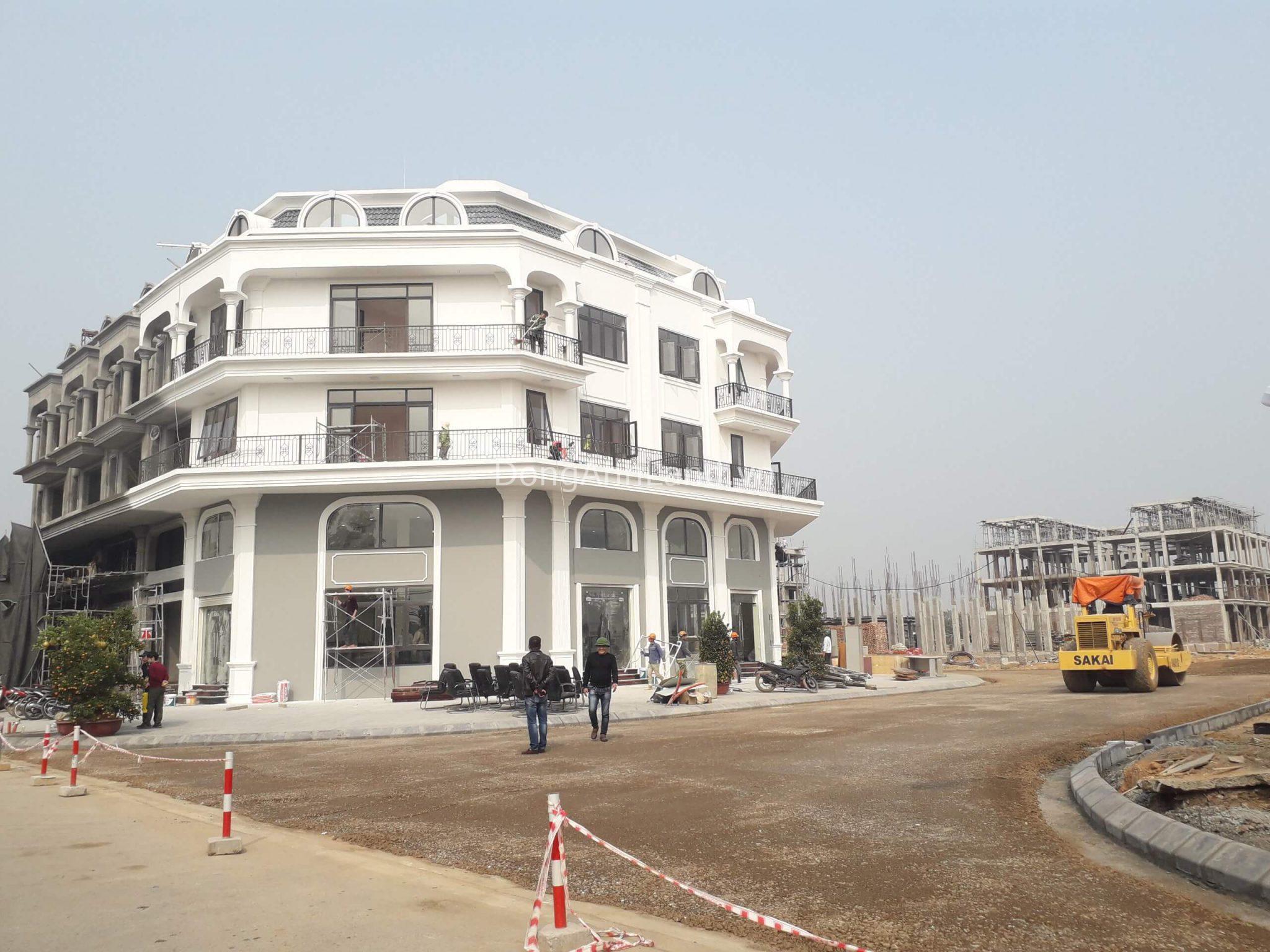 Mở bán dự án Calyx Residence Uy Nỗ Đông Anh 319 BQP
