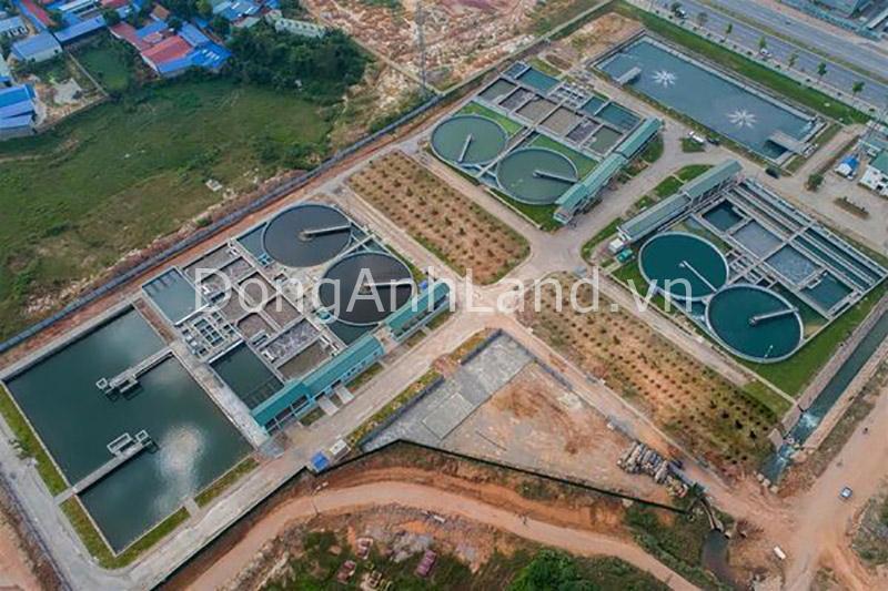 Trạm bơm Vĩnh Thanh Đông Anh