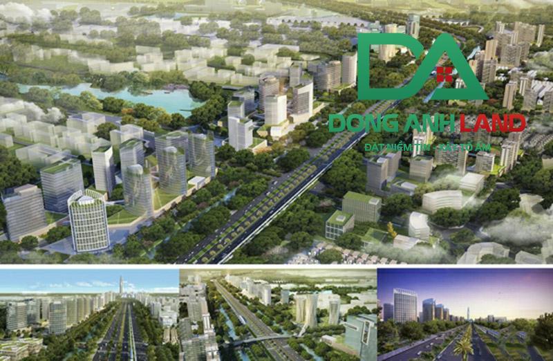 Khu đô thị mới Nguyên Khê